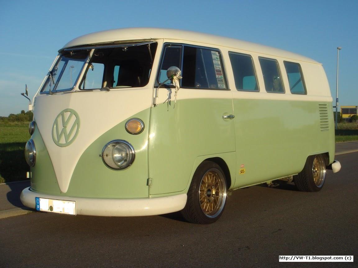 vw bus, porsche | Porsche-T1: VW Bus T1 mit 3,6 Liter Porsche Carrera Motor