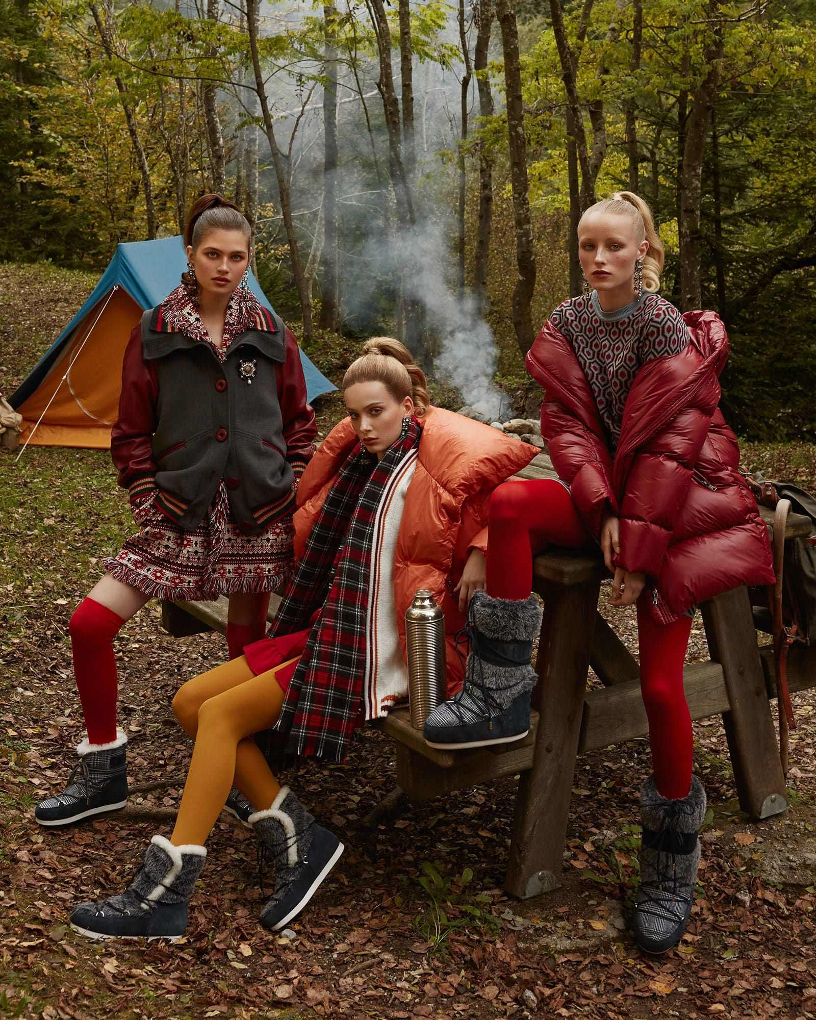 Moon Boot® Official website and Online Store Lookbook