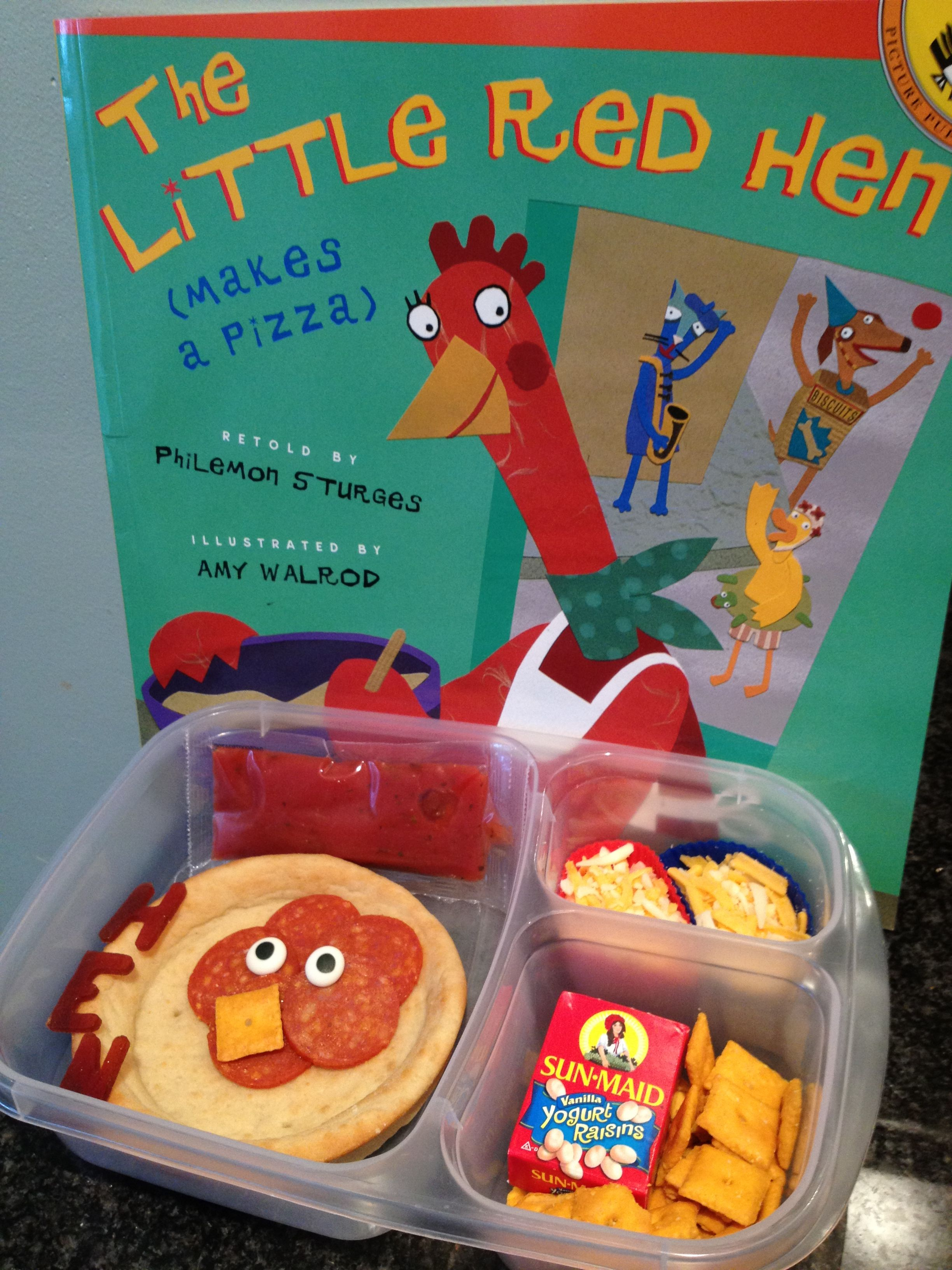 The Little Red Hen Makes Pizza I Just Thought This Was
