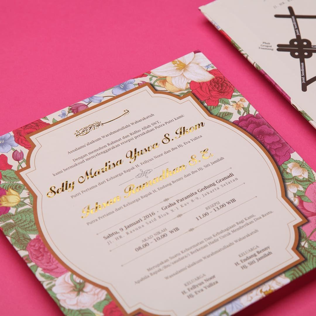 Wedding Stationery Boutique : Bekasi & Jakarta, ID : hiraloka ...