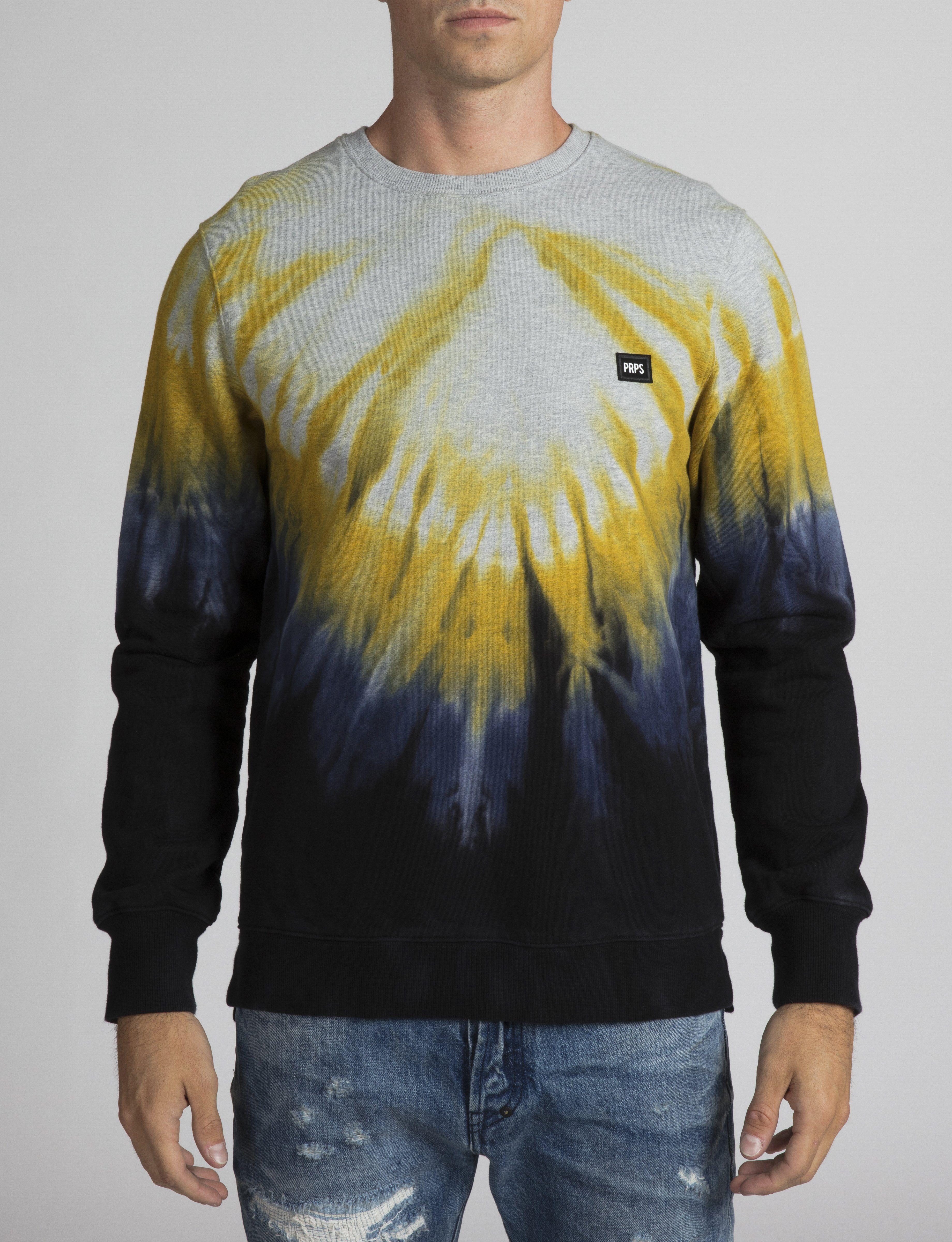 Tie Dye Pullover Inspirasi [ 4800 x 3680 Pixel ]