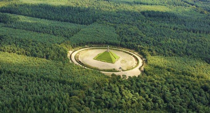 Skulle du vilja besöka en pyramid mitt i Europa? http://bit.ly/1R3xRPa