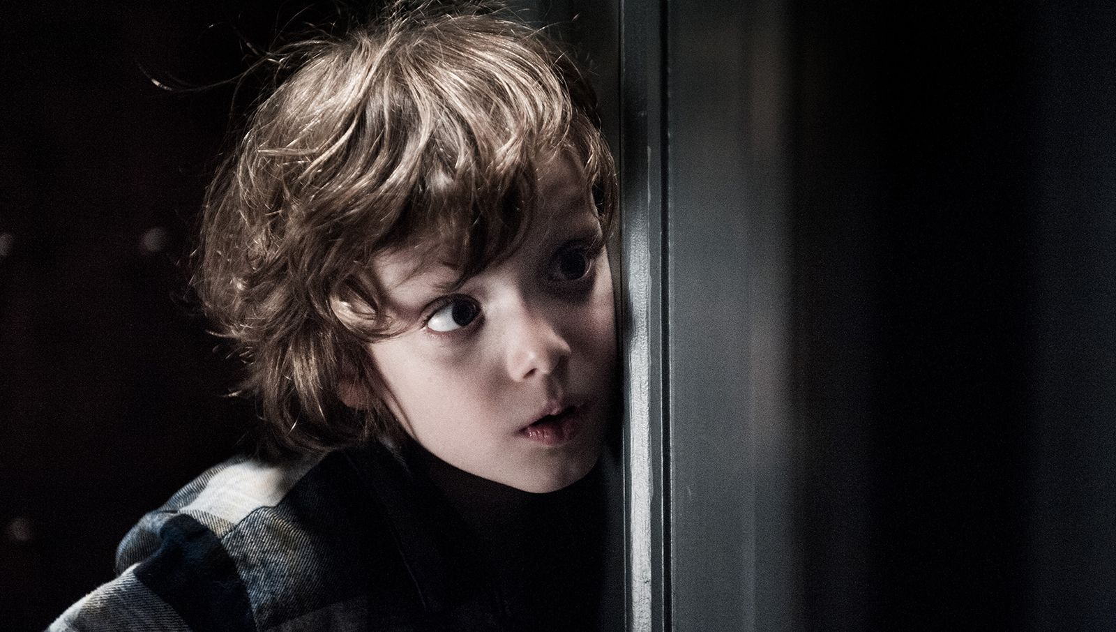 "Noah Wiseman as Samuel in ""Mister Babadook"""
