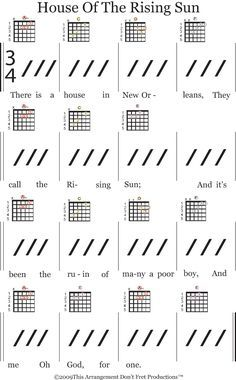 Guitar music sheets for beginners even though this song is written in time try strumming two strums also rh pinterest