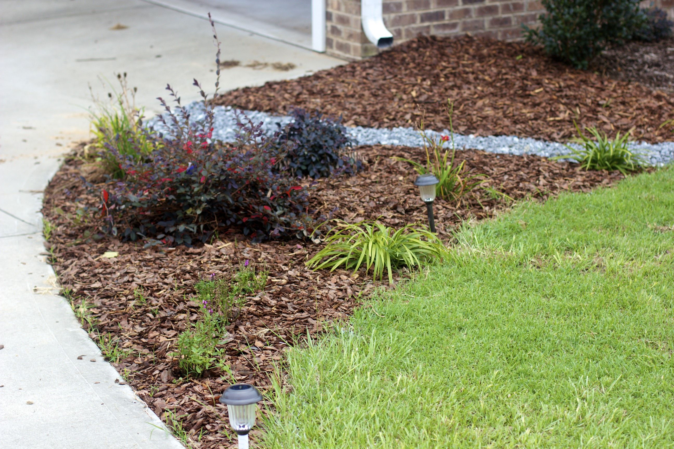 DIY Drainage Solution | Drainage solutions, Yard drainage ...