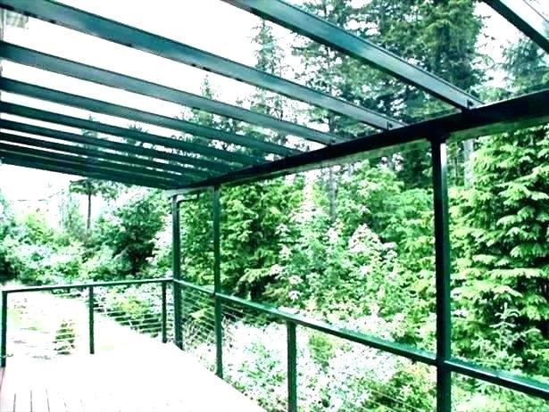 Clear Patio Roof Acrylic Plastic Sheets Home Depot Clear Corrugated Panels Clear Corrugated Roof Panels Plastic Roof Pa Pergola Pergola Plans Pergola With Roof
