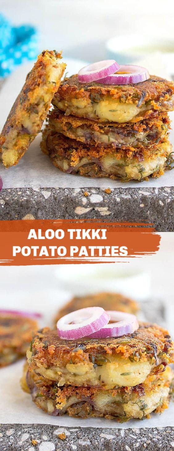 pin on nish kitchen recipes on hebbar s kitchen recipes aloo tikki id=46231