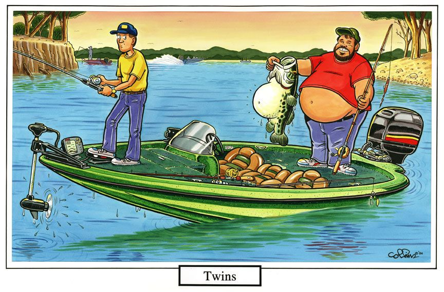 Cartoon bass fish do you need a cartoon or humorous for What do you need for fishing