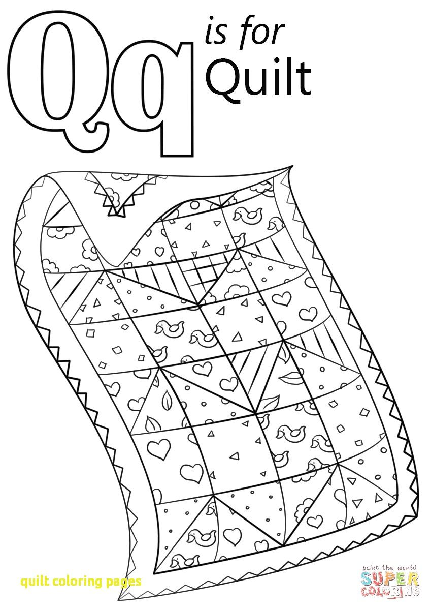 Quilt coloring pages q crafts for preschool preschool centers free preschool preschool class