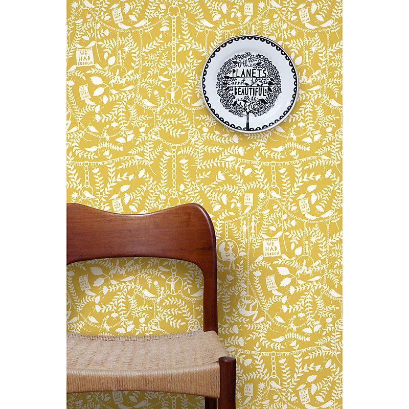 Buy Mini Moderns We Had Everything Wallpaper John Lewis