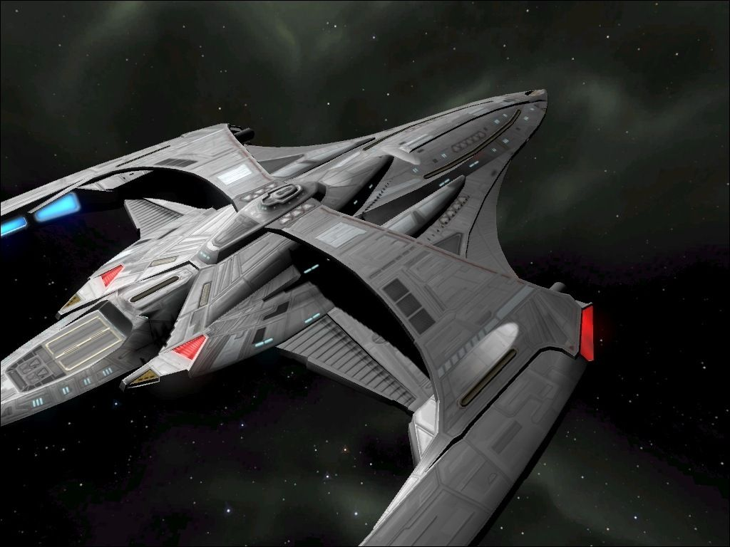 Sci Fi Starships : Starfleet ship designs out of screenshots for u s