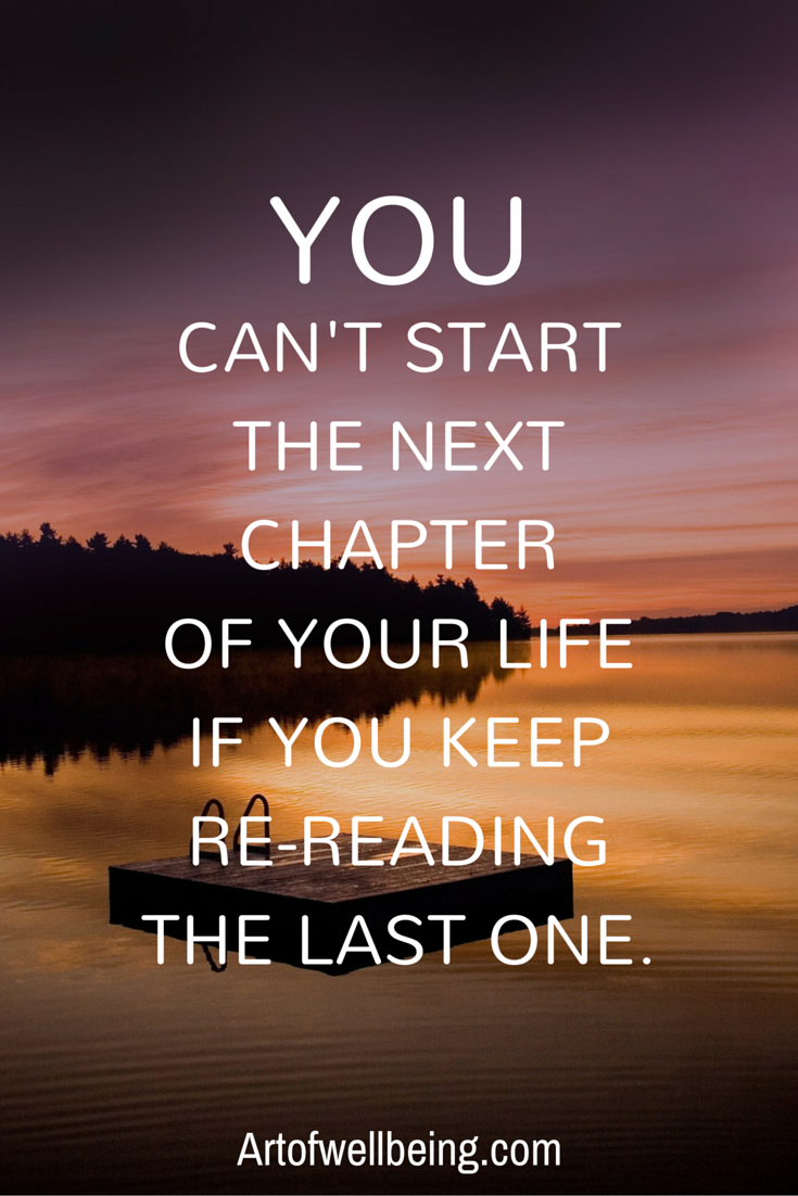 Just Begin A New Chapter In Your Life And You Will Realize Its Magic Meaningful Quotes Muslim Quotes How To Better Yourself
