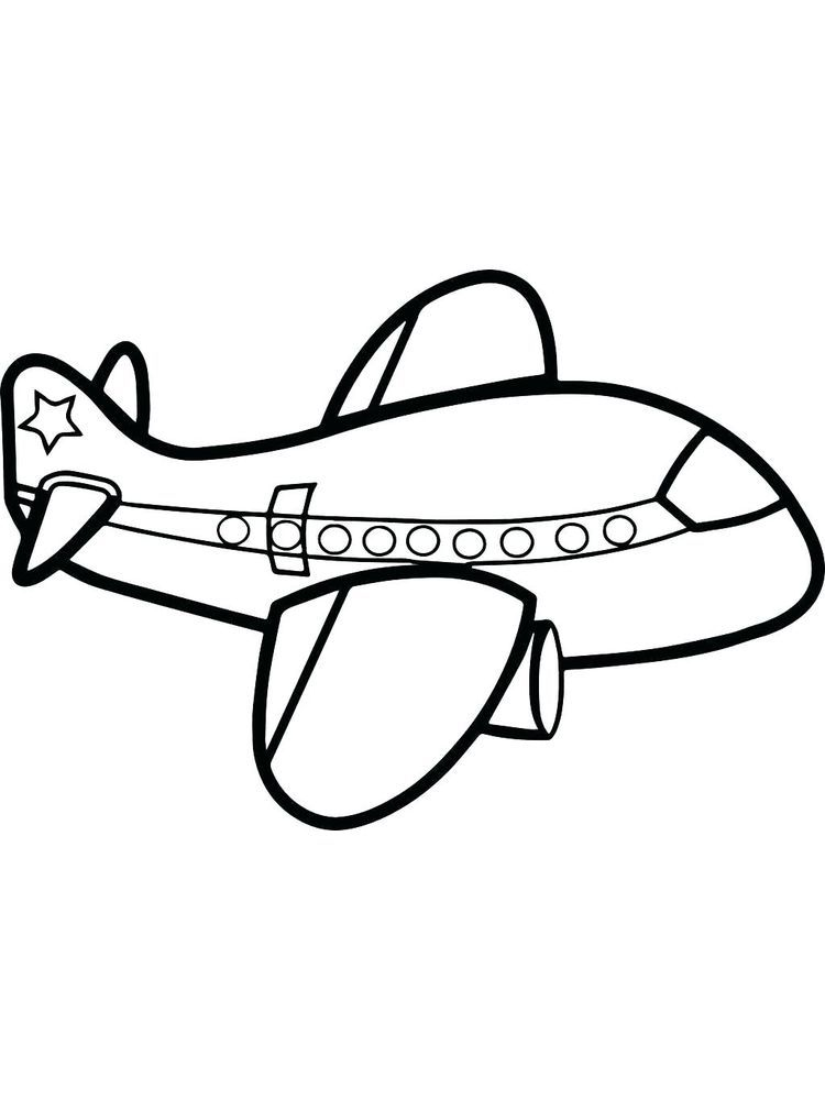 Small Airplane Drawing : small, airplane, drawing, Plane, Coloring, Pages, Free., Below, Collection, Airplane, Pages,, Airplane,, Hello, Kitty, Colouring