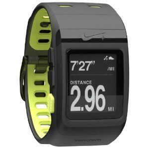 A GPS watch so I can run off the 'beaten path' without worrying about getting lost.