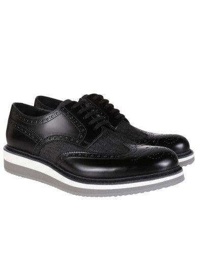 PRADA Prada Lace Shoes. #prada #shoes #554501