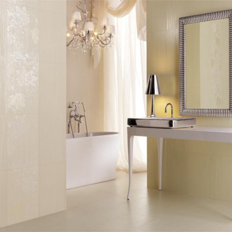 identity leila 2 tile panel black and white bathroom. Black Bedroom Furniture Sets. Home Design Ideas