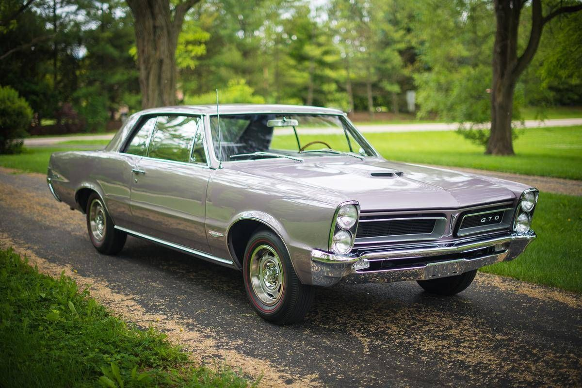 1965 pontiac gto matching numbers 4 speed on the road pinterest. Black Bedroom Furniture Sets. Home Design Ideas