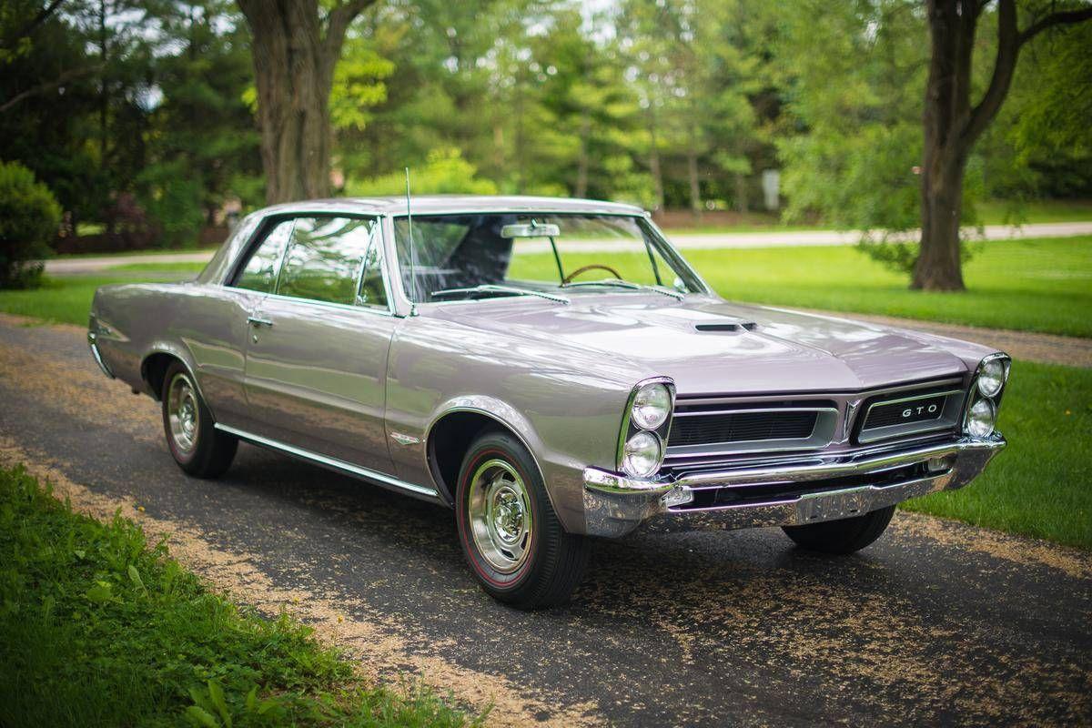 1965 Pontiac GTO   Old Rides 5   Pinterest   Pontiac GTO, Cars and ...
