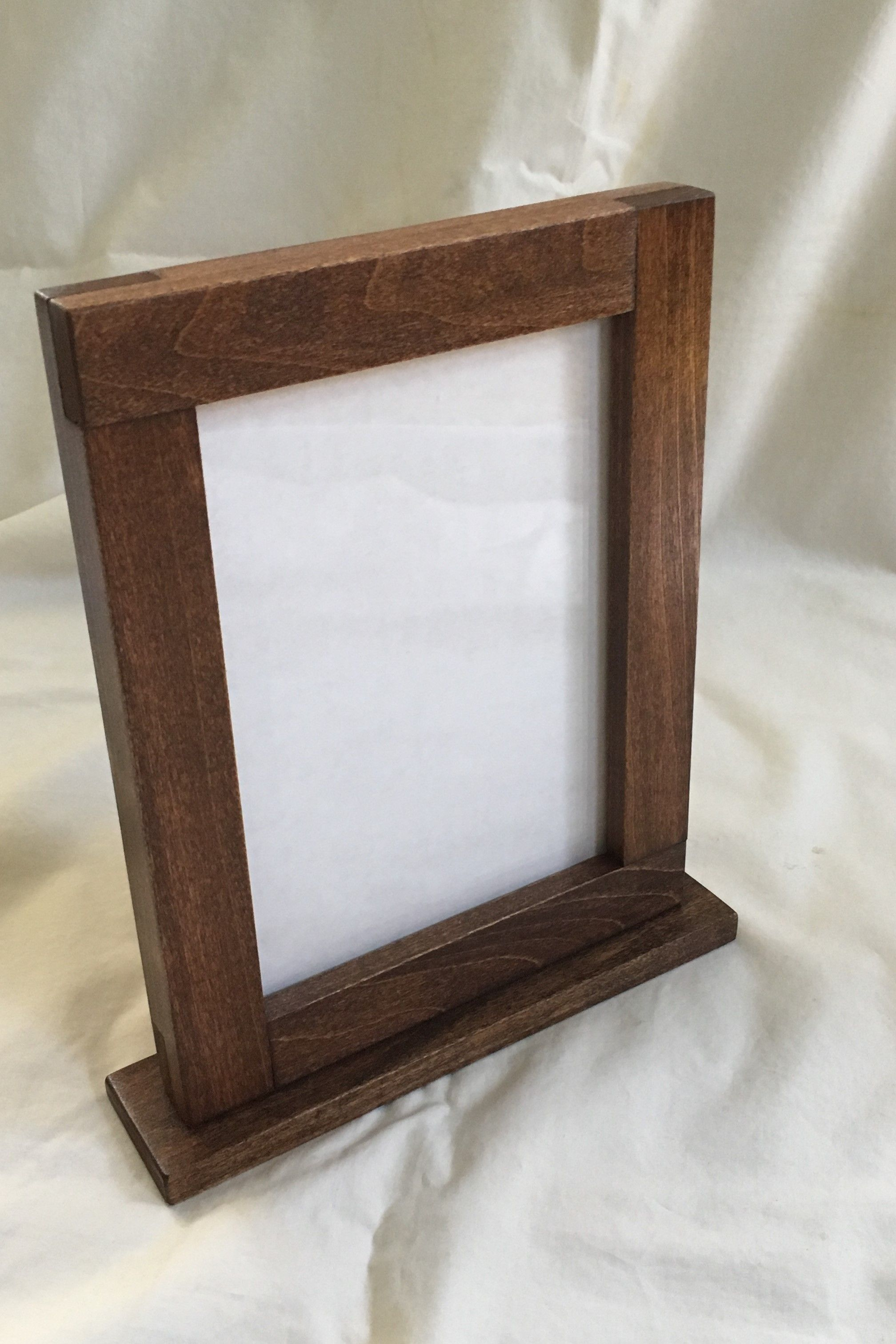 Double Side Picture Frame Two Side Frame Double Sided Frame 2