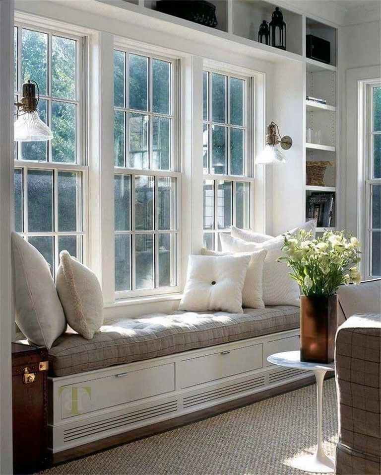 Primary Bench Window Planters Developed By Nutritionists Window Seat Design Living Room Windows House Interior