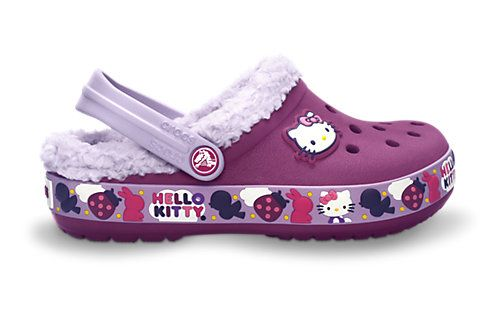 differently 296ec 5452b Crocs for Winter & The Holidays Review   Hello Kitty is 40 ...