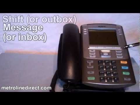 metrolinedirect com: Nortel IP Phone 1140E   How-To-Videos