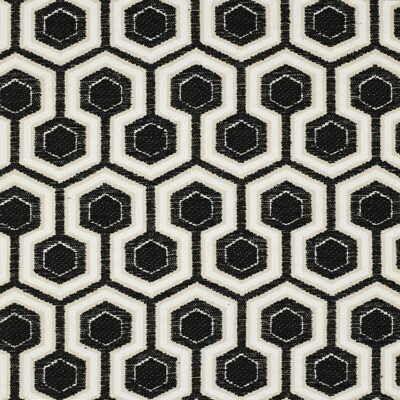David Hicks Hexagon Fabric Luuuuu Hexagon Wallpaper