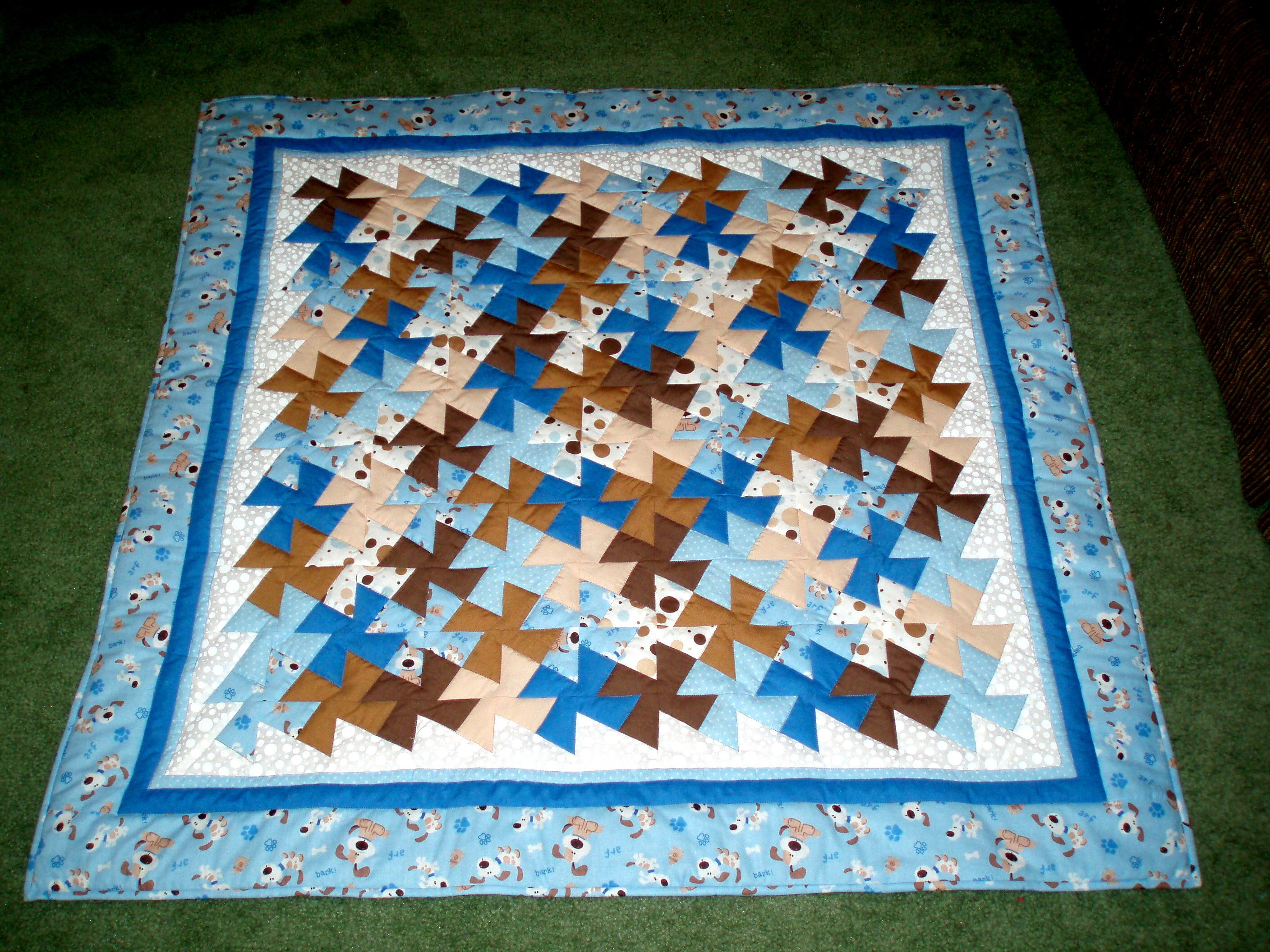 lil twister free patterns | Lil' Twister Baby quilt | baby ... : twister quilts - Adamdwight.com