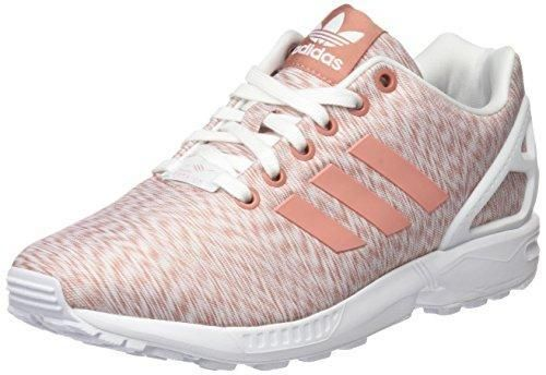 adidas zx flux mujer rosa