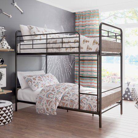 Home In 2019 Bunk Beds Twin Bunk Beds Kids Bedroom Furniture