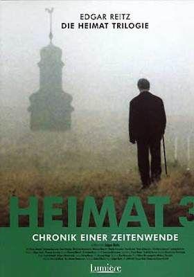 Heimat 3 Chronik Einer Zeitenwende 1989 2000 Edgar Reitz