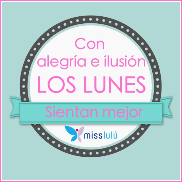 ¡Feliz Lunes! Sonríe y sé feliz Misslulú... #misslulú #conbuenpie #lunes #alegría #ilusión