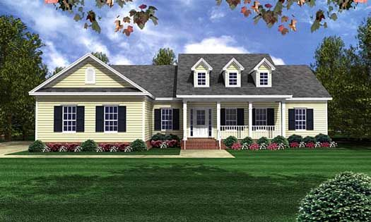 1800 Home Styles