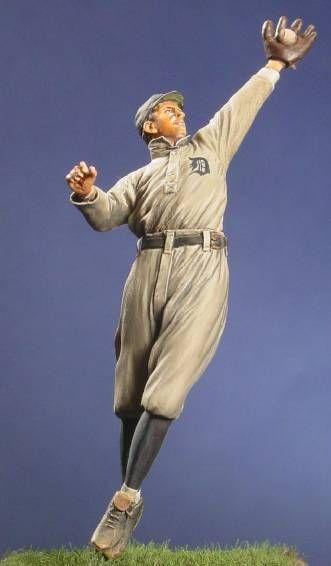Ty Cobb by Bill Horan