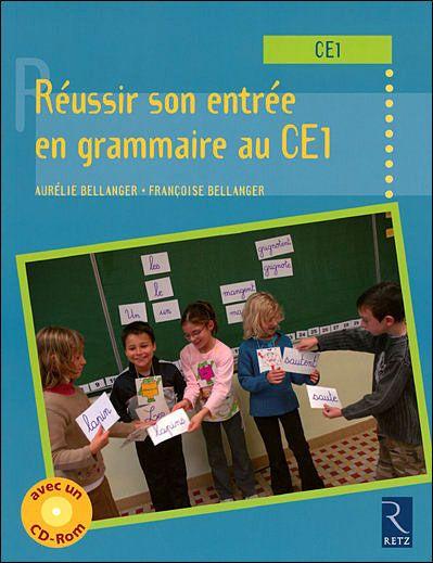 Réussir Son Entrée En Grammaire Ce1 Ce2 : réussir, entrée, grammaire, Réussir, Entrée, Grammaire, Enfin, Complet