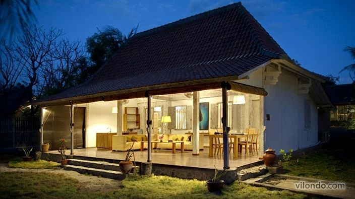 2 bedroom villa for the eco-conscious