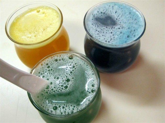 Aromatizadores de ambiente en gel hechos en casa Las manualidades
