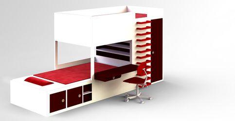 schrankbett mal anders moderne schrankbetten pinterest schrankbetten und malen. Black Bedroom Furniture Sets. Home Design Ideas