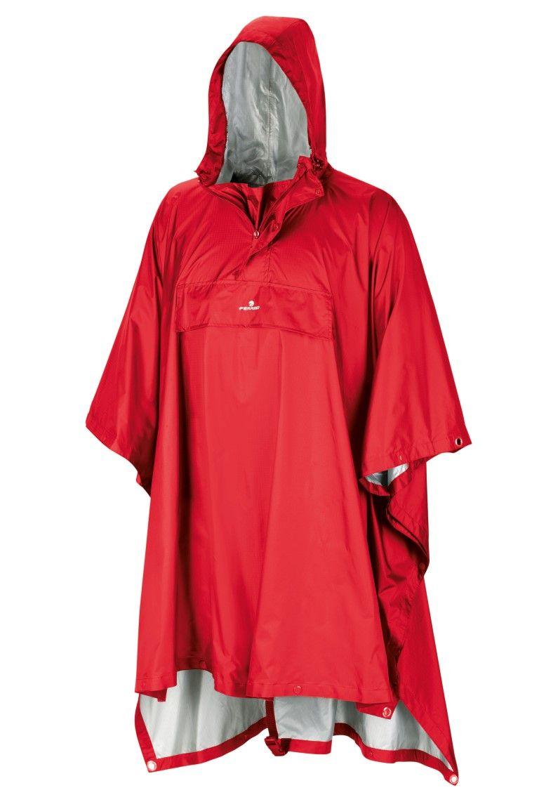 Ferrino Todomodo szakadásálló esőköpeny 135 cm - Munka és védőruházat -  Egyéb ruházat - Eső poncsó - Nomád Sport Outdoor Webáruház 427deff386