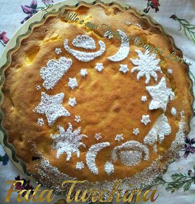 TORTA SOFFICE AL MELONE ~ Le Mille e una Torta di Dany e Lory ♥
