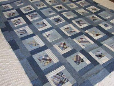 http://quiltinspiration.blogspot.com/2011/10/free-pattern-day ... : free denim quilt patterns - Adamdwight.com