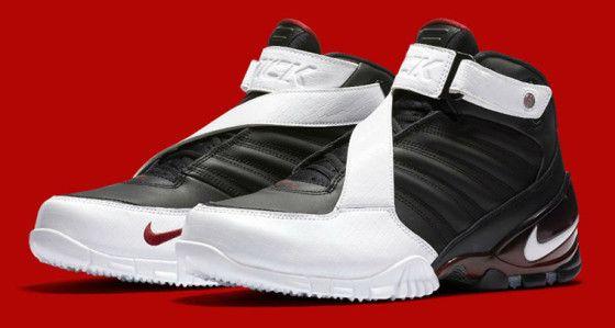 "new style b46e9 c7366 Nike Zoom Vick 3 ""Falcons"" Retro"