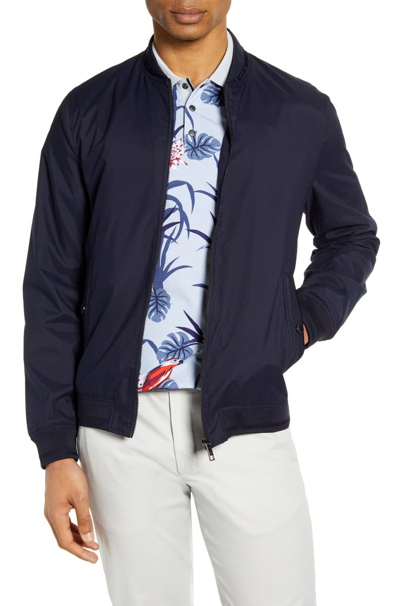 Man Fashion S 2020 Bomber Jacket Fashion Slim Fit Bomber Jacket Classic Bomber Jacket [ 1196 x 780 Pixel ]