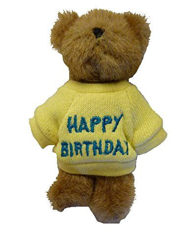Boyds Bears Mini Message Bearer -Happy Birthday Teddy Bear Boyds Bears http://www.amazon.com/dp/B00N2ADFRK/ref=cm_sw_r_pi_dp_HjC.tb0P6SG86
