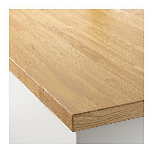 Karlby Countertop For Kitchen Island Walnut Veneer 74x42x1 1 2