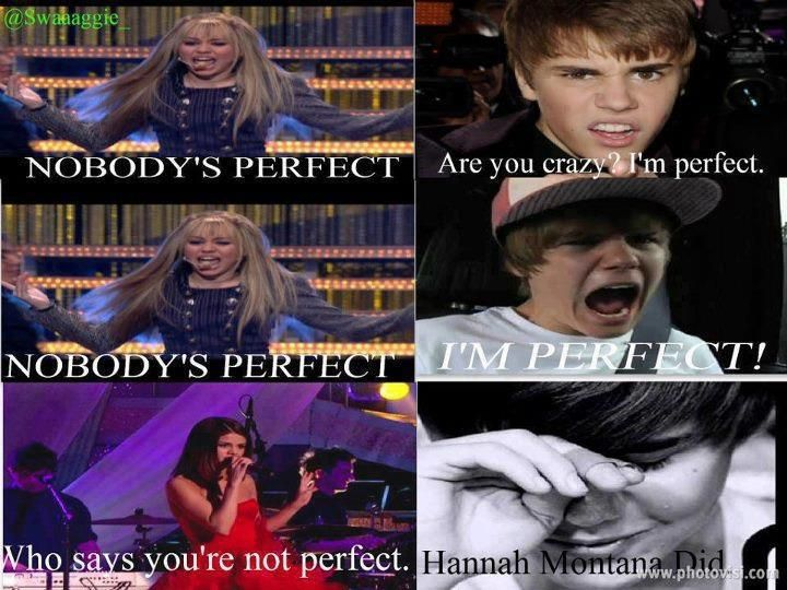 who says you re not perfect song