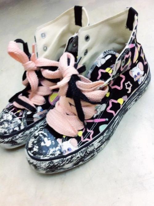 >(๑॔◕ั◡◕ั๑॓) Creamy Mami Shoes