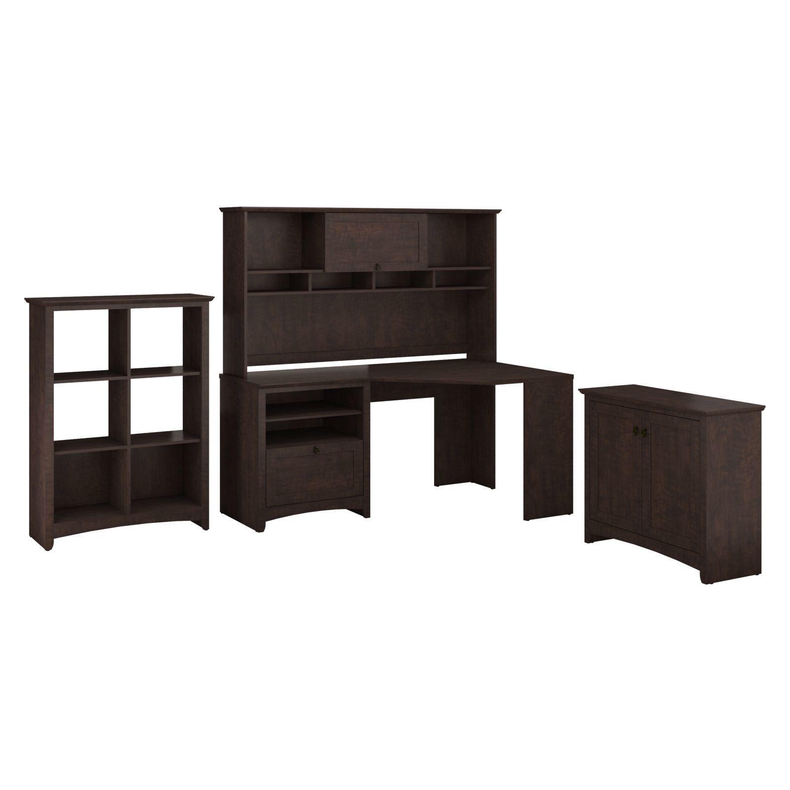 4-Piece Standard Desk Office Suite