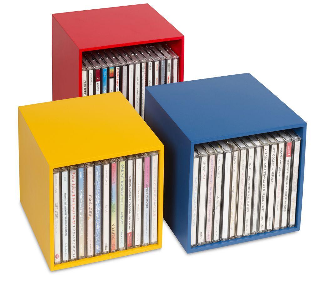 Pin auf CUBIX CD Boxen color