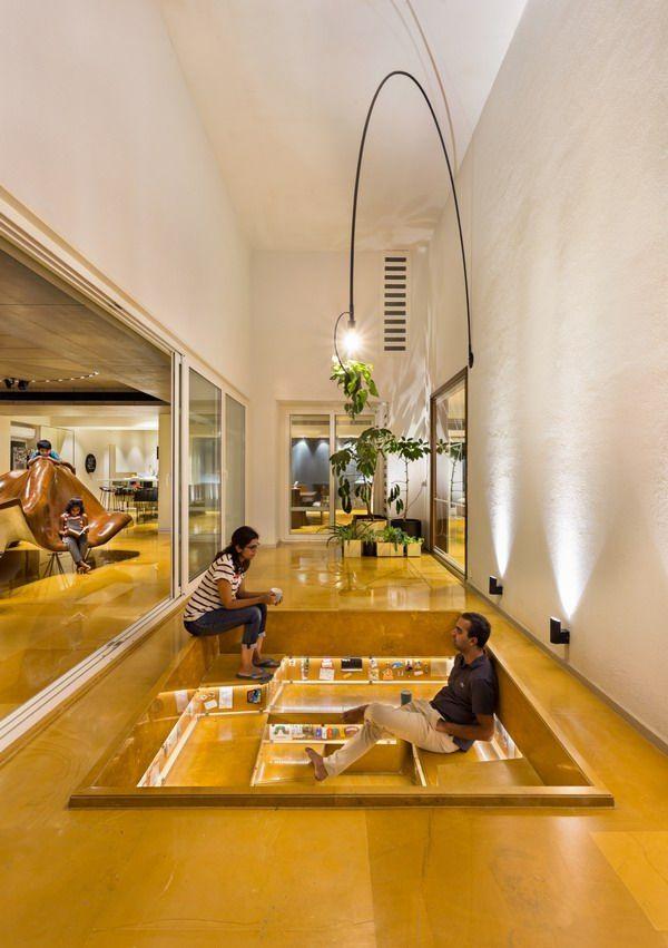 這是一座位於印度浦那,異想天開的住宅 TMore